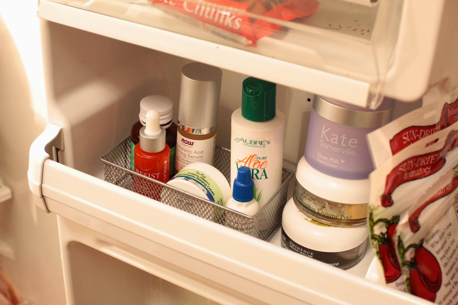 5 kozmetikum, amit a hûtõben kell tárolnod!